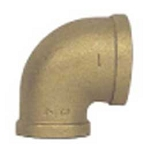 Reducing Elbow - Threaded Brass ONLY