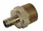Crimp x Male NPT Adapters