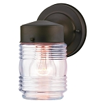 Jelly Jar Light Black