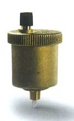 "113222    1/8"" NPT Brass Air Vent"