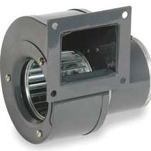 50-002 OEM Blower with Rectangular Flange