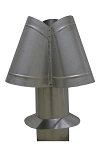 Stainless Steel Chimney Cap - 6